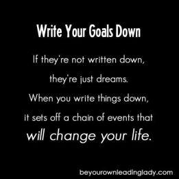 Goal Accomplishment 4