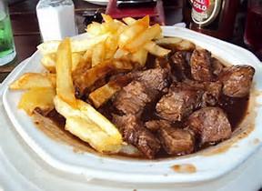 Beef Trinchado