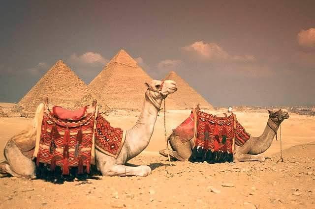Goddess Tour toEgypt