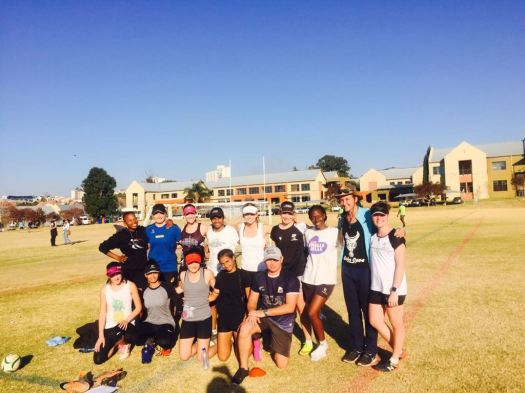 First SA Ladies Camp