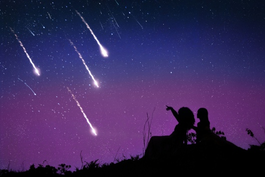 Stars in heavens